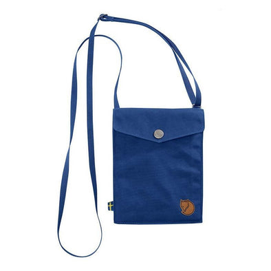 Deep Blue - Fjallraven Pocket Shoulder Bag