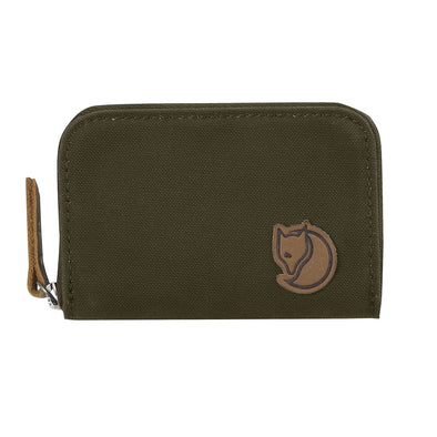 Dark Olive - Zip Card Holder Fjallraven