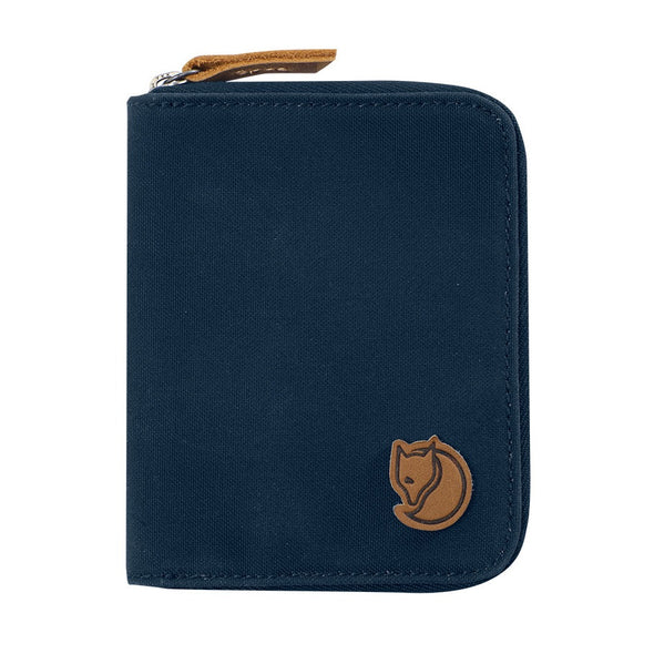 Navy - Zip Wallet Fjallraven