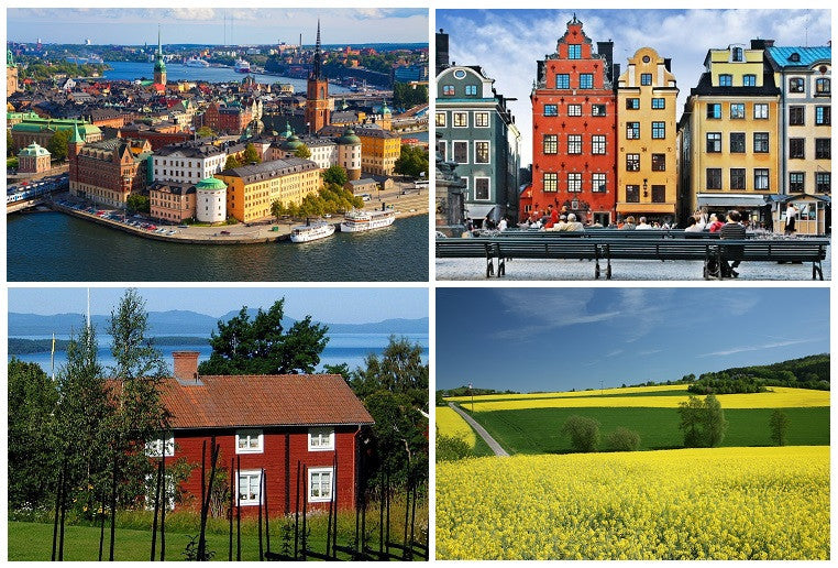 Travel to Scandinavia with us and join our guided bus tours! Next tour dates: June 11-24 & August 15-28, 2019