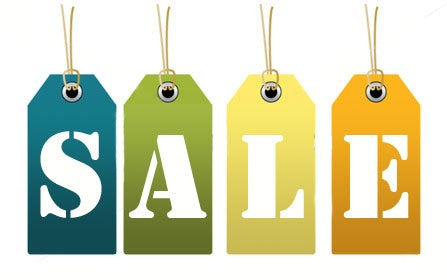 Looking for a deal? Check out our discounted items here