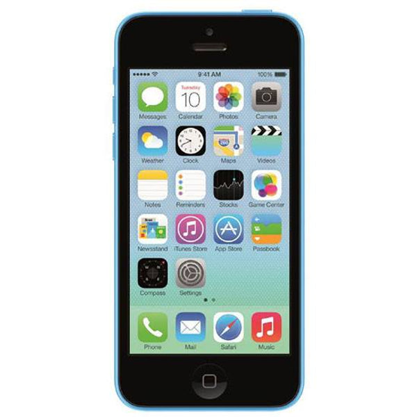 Refurbished Apple iPhone 5C UNLOCKED Blue 8GB (MG2G2LL/A) (A1532)