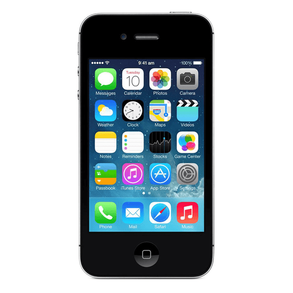 Refurbished Apple iPhone 4S AT&T Black 8GB (MF257LL/A) (A1387)