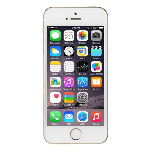 Refurbished iPhone 5S GSM Unlocked Gold 32GB (ME301LL/A) (A1533)