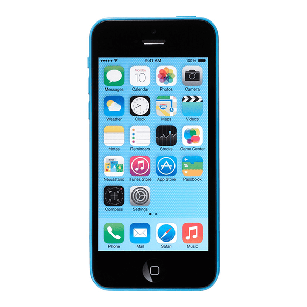 Refurbished Apple iPhone 5C AT&T Blue 8GB (MGF22LL/A) (A1532)