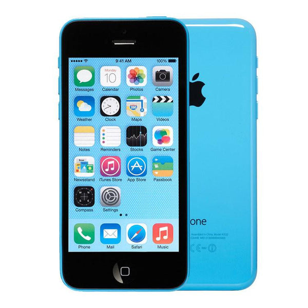 Refurbished Apple iPhone 5C 16GB GSM Unlocked Blue 16GB (ME507LL/A) (A1532)