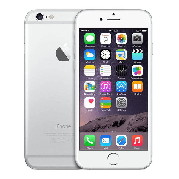 Refurbished iPhone 6 Silver AT&T 16GB (MG4P2LL/A) (A1549)