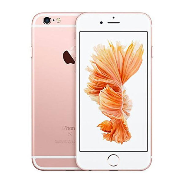 Refurbished iPhone 6S Rose Gold GSM UNLOCKED 64GB (A1633)