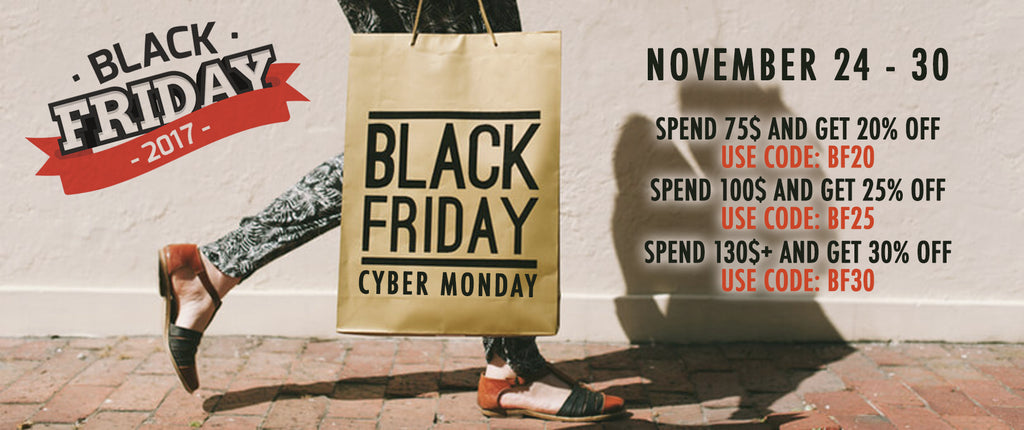BLACK FIRDAY CYBER MONDAY