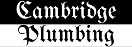 cambridge plumbing logo