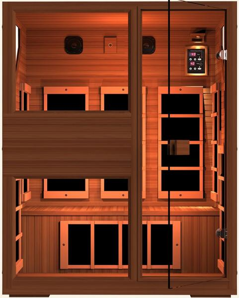 Ensi Red 3 Person Infrared Sauna