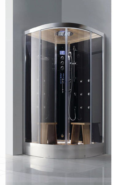 "Athena WS-105 Steam Shower 47""W x 47""D x 89""H"