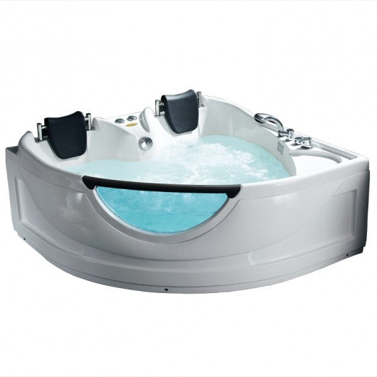 Mesa BT-150150 Two Person Whirlpool Tub - BathVault