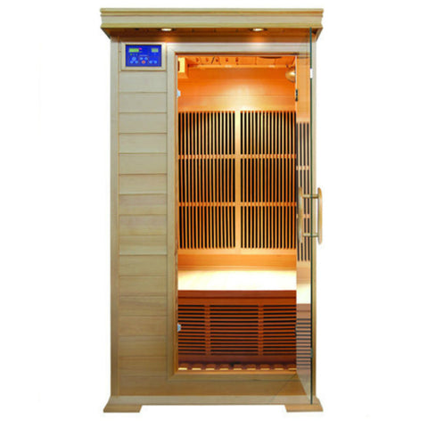 Sunray 1 Person HL100C Barrett Infrared Sauna