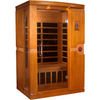 Image of Golden Designs Infrared Sauna Dynamic Venice I Edition DYN-6210-01 - BathVault