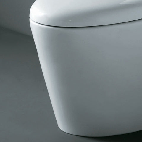 ARIEL Royal Elongated Toilet with Dual Flush CO-1009 - BathVault