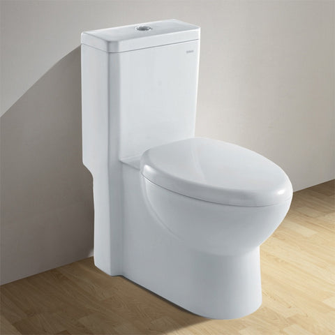 ARIEL Royal Elongated Toilet with Dual Flush CO-1037 - BathVault