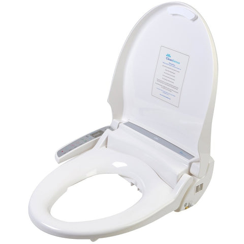 Clean Sense Bidet Toilet Seat w/ Heated Toilet Seat DIB-1500 - BathVault