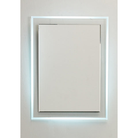 "Eviva Evolution 24"" Illuminated Vanity Mirror EVMR55 - BathVault"