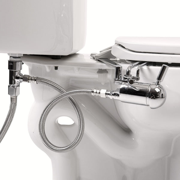 Gobidet Bidet Toilet Seat Attachment Hot And Cold Gb 2003c