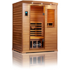 Image of 3 Person Clearlight Infrared Sauna Premier IS-3 - BathVault