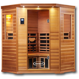3-4 Person Clearlight Infrared Sauna Premier IS-C - BathVault
