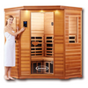Image of 3-4 Person Clearlight Infrared Sauna Premier IS-C - BathVault