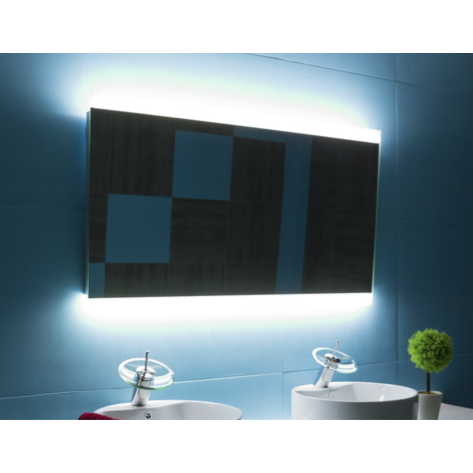 IBMirror Illuminated Vanity Mirror - Paris Modular Backlight - BathVault