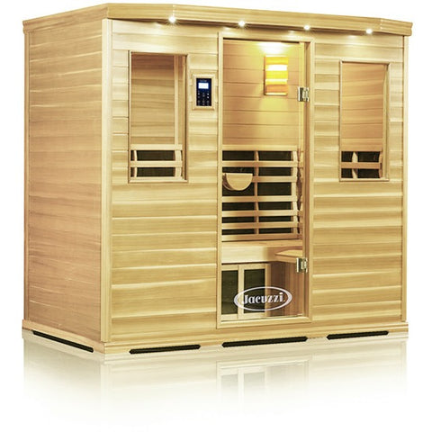 4-5 Person Clearlight Infrared Sauna Premier IS-5