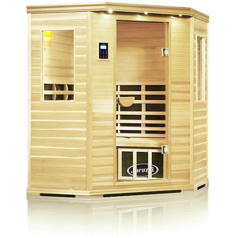3-4 Person Clearlight Infrared Sauna Premier IS-C