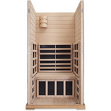 1 Person Clearlight Infrared Sauna Premier IS-1 - BathVault