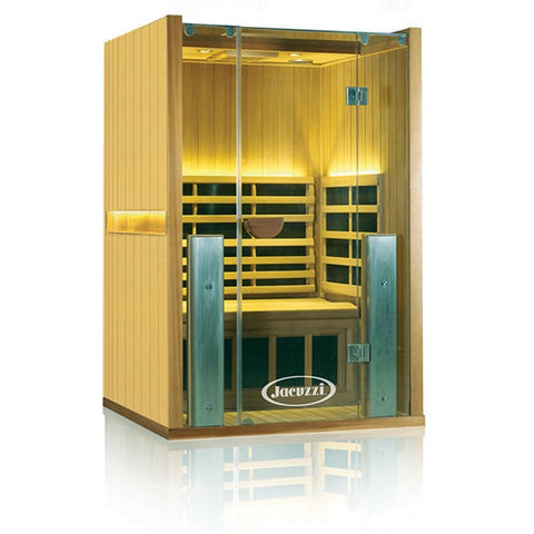 2 Person Clearlight Full Spectrum Infrared Sauna Sanctuary 2-FS