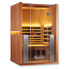 Image of 2 Person Clearlight Full Spectrum Infrared Sauna Sanctuary 2-FS