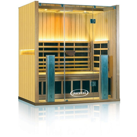 3 Person Clearlight Full Spectrum Infrared Sauna Sanctuary 3-FS