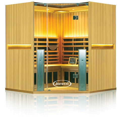 4 Person Clearlight Full Spectrum Infrared Sauna Santuary C-FS