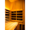 Image of 1 Person Clearlight Full Spectrum Infrared Cedar Sauna Sanctuary 1-FS - BathVault