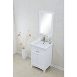 "Legion Furniture 24"" Bathroom Vanity WLF7016-W - BathVault"