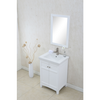 "Image of Legion Furniture 24"" Bathroom Vanity WLF7016-W - BathVault"