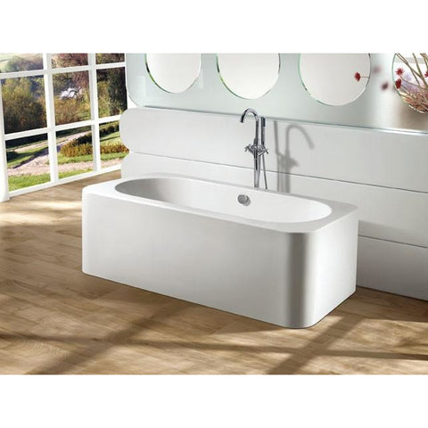 "Kingston Brass Freestanding Aqua Eden 71 "" Freestanding - BathVault"