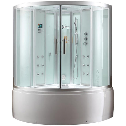 Ariel Platinum DA324HF8 Steam Shower - BathVault