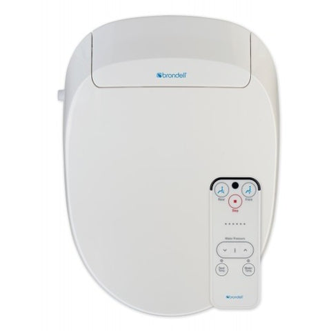Brondell Swash 300 Bidet Toilet Seat Self Clean S300 - BathVault