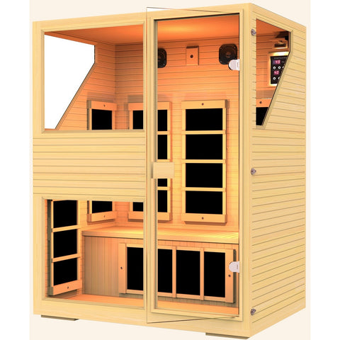 Ensi™ 3 Person Zero-EMF Far Infrared Sauna