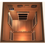 Freedom 1 Person Infrared Sauna - BathVault