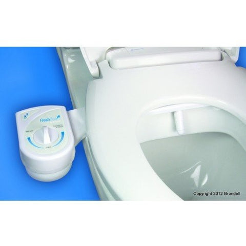 Brondell FreshSpa Bidet Toilet Seat Attachment FS-10 - BathVault