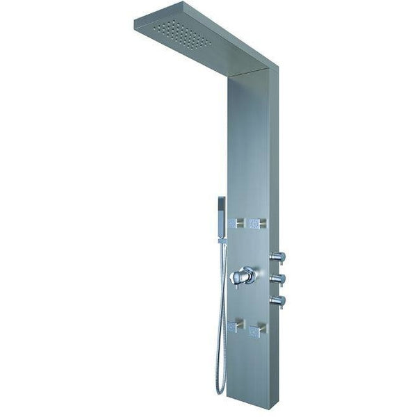 Nezza USA Ted Shower Panel - BathVault