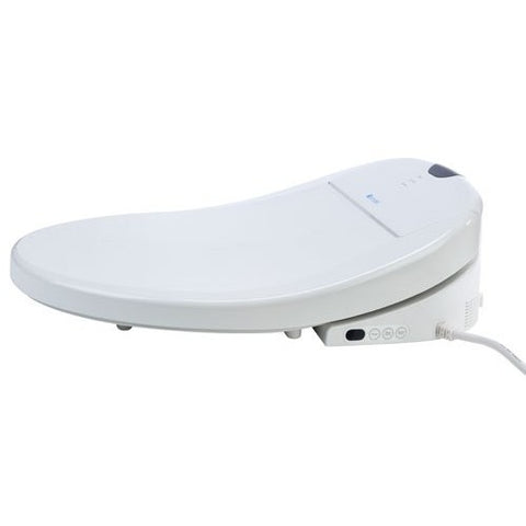 Brondell Swash Bidet Toilet Seat w/ Heated Toilet Seat S1000 - BathVault