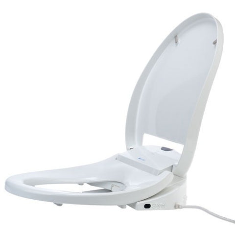 Brondell Swash 1000 Ecoseat Bidet Self-Cleaning System S1000 - BathVault