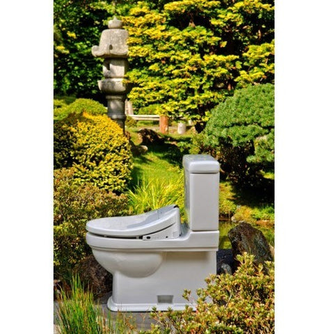 Brondell Swash 900 Bidet Toilet Seat Self Cleaning S900 - BathVault