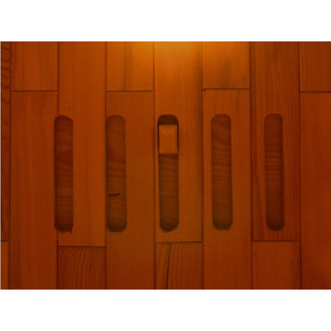 Golden Designs 1-2 Person Low EMF Far Infrared Sauna GDI-3106-01