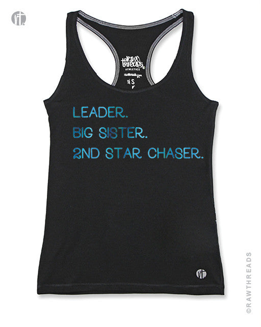 Leader. Big Sister. 2nd Star Chaser. Racer